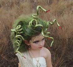 Peinado de medusa