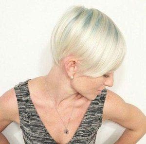 Peinado multi-tonos