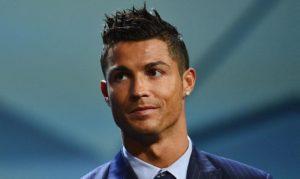 Peinados Cristiano Ronaldo