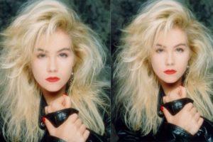Peinados alocados de los año 80