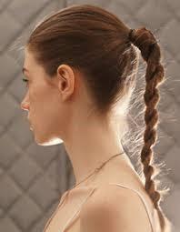 Peinados con cola