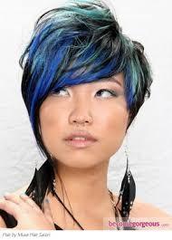 Peinados con colores