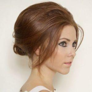 Peinados estilo 50's