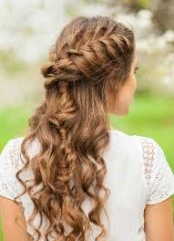 Peinados con trenzas ibicencos
