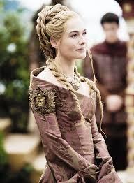 Peinados de Cercei Lannister