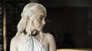 Peinados de Daenerys Targaryen