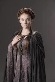 Peinados de Sansa Stark