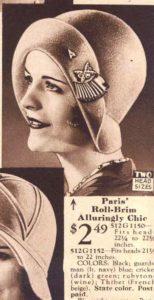 Peinados de los años 30