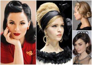 Peinados estilo 20's