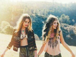 Peinados hippies