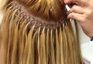 Peinados para extensiones de queratina