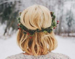 Peinados que puedes usar en las fechas navideñas