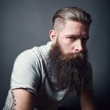 Peinados vikingos en hombres