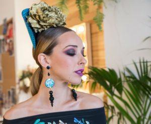 Peinetas de flamencas