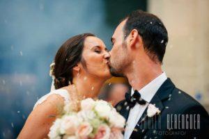 Relaja los nervios antes y durante la boda