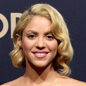 Shakira luciendo este hermoso peinado. ¡Definitivamente nunca pasará de moda!