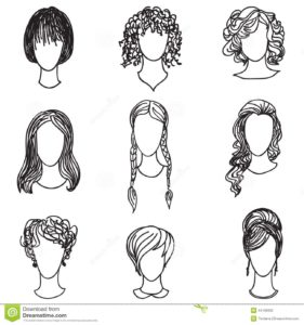 Significado de los peinados en la antigüedad