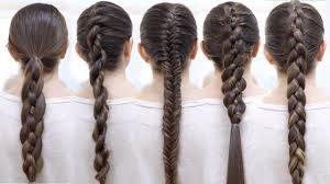 Tips para los peinados con trenzas