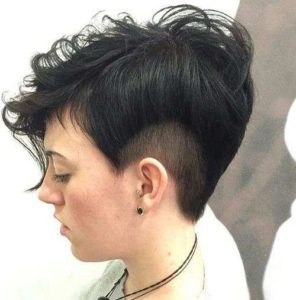 Una combinación que deberían usar las de cabello corto