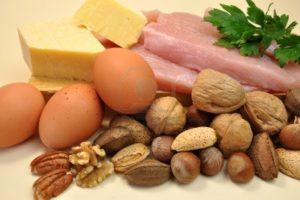 alimentos con biotina para las uñas