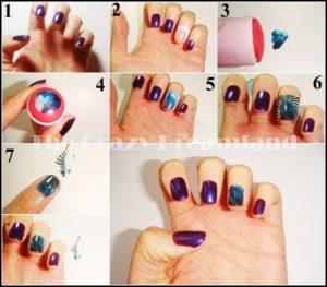 latex liquido para uñas diseños